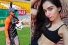 Prachi Singh: వైరల్ వీడియో.. పృథ్వీ షా గర్ల్ఫ్రెండ్ 'బెల్లీ డ్యాన్స్' అదరగొట్టిందిగా!!