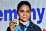 ISSF World Cup: 10మీ ఎయిర్రైఫిల్లో ప్రపంచ రికార్డు నెలకొల్పిన చండేలా