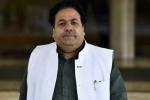 వరల్డ్ కప్లో పాక్తో మ్యాచ్ కష్టమే: రాజీవ్ శుక్లా