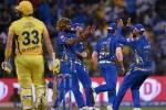 IPL 2019: CSK vs MI: ప్లేఆఫ్ బరిలో నిలవాలంటే ముంబై గెలవాల్సిందే!