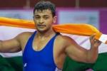 World Championships: నాలుగో భారత రెజ్లర్గా దీపక్ పూనియా