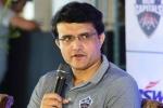 ఐసీసీకి గంగూలీ వార్నింగ్.. బీసీసీఐకి దక్కాల్సిన వాటా ఇవ్వాల్సిందే!!