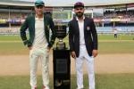 3rd Test Day 1 in Ranchi: నదీమ్ టెస్టు అరంగేట్రం, టీమిండియా బ్యాటింగ్