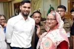బంగ్లా క్రికెటర్ల సమ్మె: ప్రధాని హసీనా జోక్యం.. మధ్యవర్తిగా కెప్టెన్ మొర్తజా!!