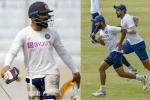 India vs South Africa: ప్రాక్టీస్లో పాల్గొన్న కోహ్లీ.. చమటోడుస్తున్న ఇషాంత్!!