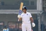1st Test Day 2: ఇండోర్ టెస్టులో సిక్స్తో డబుల్ సెంచరీ సాధించిన మయాంక్