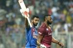 ముంబైలో 3rd T20: కేఎల్ రాహుల్ సెంచరీ మిస్, విండిస్ విజయ లక్ష్యం 241