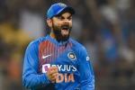 ICC T20I rankings: ముంబై ఇన్నింగ్స్ ఫలితం టాప్-10లోకి కోహ్లీ