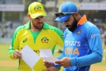 India vs Australia, 2nd ODI: టీమిండియా రెండు మార్పులు, టాస్ నెగ్గిన ఆస్ట్రేలియా