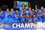 వరుసగా పదో విజయం.. అండర్-19 ప్రపంచకప్లో టీమిండియా వరల్డ్ రికార్డు!!
