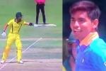 India vs Australia: స్లెడ్జింగ్ చేసాడు.. ఆ తర్వాతి బంతికే ఔట్ అయ్యాడు వీడియో