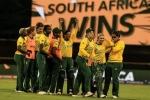 టీ20 ప్రపంచకప్లో దక్షిణాఫ్రికా బోణీ.. చరిత్రకెక్కిన సఫారీలు!!