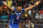 IPL 2020: విధ్వంసం సృష్టించే ముందు జస్ప్రీత్ బుమ్రా ఇలా!!