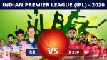 RR vs KXIP: టాస్ గెలిచి బౌలింగ్ ఎంచుకున్న రాజస్థాన్.. బట్లర్ వచ్చేశాడు!!