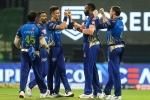 KKR vs MI: కోల్కతా హిట్టర్లు హిట్ అవ్వలేదు.. ముంబై చేతిలో ఘోర పరాజయం!!