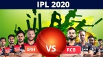 RCB vs SRH: చహల్ మాయ.. అదరగొట్టిన సైనీ.. సన్రైజర్స్పై బెంగళూరు విక్టరీ!!