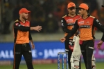 IPL 2020 playoffs: ఒక బెర్తు కోసం నాలుగు జట్లు పోటీ.. సన్రైజర్స్ గెలిస్తేనే.. లేదంటే!!