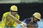 CSK vs KKR: నితీశ్ రాణా అర్ధ శతకం.. చెన్నై లక్ష్యం 173!!