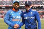 India vs England సిరీస్లో మార్పులు!