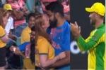 AUS vs IND 2nd ODI:ఆసీస్ అమ్మాయికి ఇండియన్ ఫ్యాన్ ప్రపోజ్.. ఒకే చెప్పడంతో ముద్దులతో ముంచెత్తాడు! వీడియో