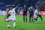 ISL 2020 21: సునీల్ ఛెత్రీ గోల్.. బెంగళూరు బోణీ