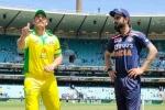 Ind vs Aus: కోహ్లీసేనదే బ్యాటింగ్.. యార్కర్ల నట్టూ అరంగేట్రం!