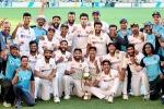 India vs Australia: ఈ విజయం కుర్రాళ్లదే!