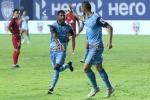 ISL 2020 21: జంషెడ్పూర్పై నార్త్ ఈస్ట్ యునైటెడ్ విజయం!!