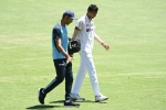 India vs Australia: గాయంతో సైనీ ఔట్.. బౌలింగ్ చేసిన రోహిత్ శర్మ వీడియో