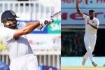 ICC Test Rankings: దూసుకెళ్లిన రోహిత్ శర్మ, అశ్విన్.. హిట్మ్యాన్కు కెరీర్ బెస్ట్ ర్యాంక్!