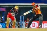 SRH vs RCB: మనీష్ పాండే పరుగులు చేస్తే.. సన్రైజర్స్ ఓడిపోతుంది! ఇలా జరగడం ఎన్నోసారంటే?