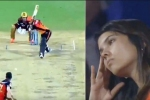 SRH vs RCB: మనీష్ పాండే ఔట్.. కావ్య మారన్ రియాక్షన్ ఇది!!