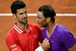 Italian Open: కింగ్ ఆఫ్ క్లే 'దశ ధీర' నాదల్.. ఫైనల్లో జొకోవిచ్పై విజయం!