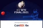 WTC final: ఫస్ట్టైమ్..క్రికెట్ గ్రౌండ్లో క్రిప్టోకరెన్సీ కంపెనీ ఎంట్రీ
