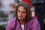 French Open 2021: నాయనమ్మ ఈ టైటిల్ నీదే.. సిట్సిపాస్ భావోద్వేగం!