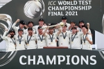 WTC Final 2021: ఎన్నో ఏళ్ల కల.. ఇప్పుడు తీరే! ఆనందంలో న్యూజిలాండ్!!