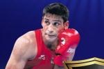 Tokyo Olympics: బాక్సర్ ఆశిష్ కుమార్ ఔట్.. డ్రాగన్ కంట్రీ చేతిలో ఘోర పరాజయం!