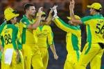 WI vs AUS 3rd ODI: రెచ్చిపోయిన ఆసీస్..సొంతగడ్డపై విండీస్ వీరులకు పరాభవం