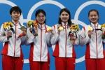Tokyo Olympics 2021: ప్రపంచ రికార్డు నెలకొల్పిన చైనా అమ్మాయిలు.. 1996 తర్వాత ఇదే తొలిసారి!!