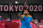 Tokyo Olympics 2021: తెలుగు తేజానికి చుక్కెదురు: డ్రాప్ షాట్లకు నో సౌండ్: 42 నిమిషాల్లోనే