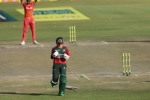 Zimbabwe Vs Bangladesh: ఇది నేనెప్పుడూ చూడలే.. దెయ్యం ఖాతాలో తొలి వికెట్ వీడియో
