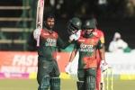 ZIM vs BAN: చెలరేగిన బంగ్లాదేశ్ బ్యాట్స్మన్.. తొలి టీ20లో జింబాబ్వే చిత్తు!
