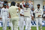 IND vs ENG 1st Test: ఇంగ్లండ్ బెండుతీసిన బుమ్రా, షమీ.. మోస్తరు స్కోరుకే రూట్ సేన ఆలౌట్!!