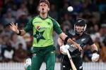 NZ vs PAK T20 World Cup: చెలరేగిన బౌలర్లు.. తడబడిన కివీస్.. పాక్ ముందు ఈజీ టార్గెట్!