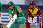 T20 World Cup 2021: మార్క్రమ్ మెరుపులు.. సౌతాఫ్రికా బోణీ! చిత్తయిన విండీస్!