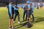 T20 World Cup 2021: భారత జట్టుతో కలిసిన ధోనీ.. మెంటార్గా పని షురూ!
