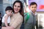IND vs PAK T20 World Cup 2021 : పాకిస్థాన్ బయో బబుల్లో సానియా మీర్జా!