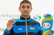 షూటింగ్ ప్రపంచకప్లో భారత్ చేతికి రజితం
