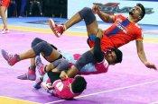 PKL 2019: విజయంతో వీడ్కోలు పలికిన తెలుగు టైటాన్స్