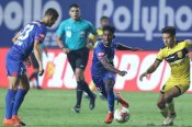 ISL 2020-21: ఓటమి నుంచి గట్టెక్కిన హైదరాబాద్